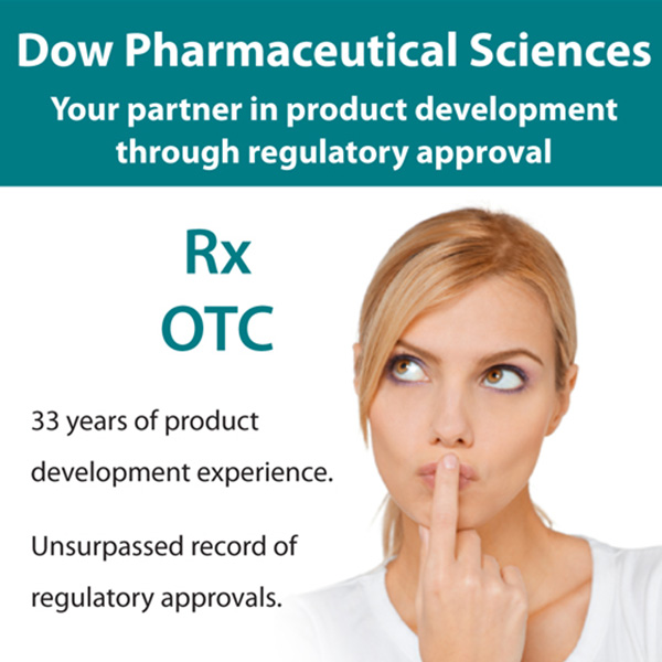 Dow Pharmaceutical Sciences
