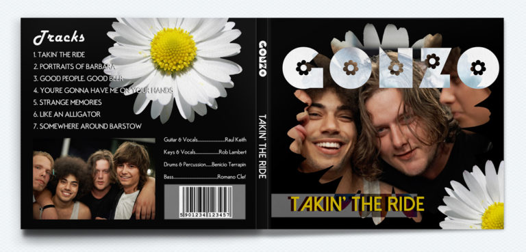 Create Your Own CD Cover